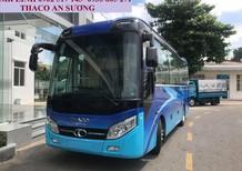 Cần mua xe 29 chỗ Thaco bầu hơi, xe ô tô khách 29 chỗ Thaco Garden tb79s