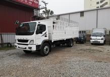Thaco Cần Thơ, xe tải Mitsubishi Fuso Canter 12.8RL tải trọng 7,5 tấn thùng dài 6,9m, hỗ trợ trả góp