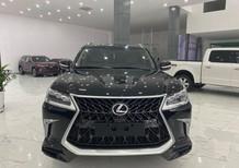 Bán Lexus LX570 màu đen, sản xuất 2016,1 chủ từ đầu, biển Hà Nội