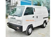 Cần bán Suzuki Super Carry Van năm sản xuất 2019, màu trắng, xe nhập