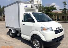 Bán Suzuki Super Carry Pro sản xuất năm 2019, màu trắng, xe nhập, 150tr