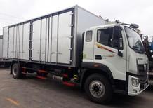 Xe tải Auman C160 9 tấn thùng kín 4 của hông 9.1 tấn, thùng dài 7.4 mét Hải Phòng