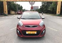 Xe Kia Morning 1.0AT Sport 2011, màu đỏ, nhập khẩu