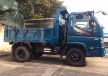 Bán mới xe ben 3.5 tấn Thaco FD345 thùng 3 khối tại Hải Phòng có hỗ trợ trả góp