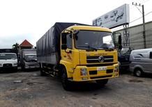 Xe tải Dongfeng B180 9 tấn - thùng bạt 7.5 mét nhập khẩu, hỗ trợ trả góp