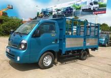 Xe tải Kia 2 tấn, thùng mui bạt 5 bửng, vào thành phố, hỗ trợ trả góp