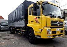 Xe tải Dongfeng B180 9 tấn thùng 7.5 mét nhập khẩu, hỗ trợ trả góp