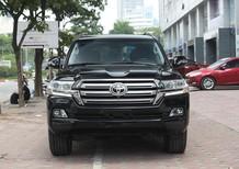 Cần bán Toyota Land Cruiser 5.7 model 2016, màu đen, xe nhập Mỹ