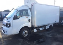 Xe tải đông lạnh Kia K200 tải trọng 1.49 tấn, động cơ Hyundai 2020, trả góp 75%