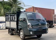 Bán xe Kia xe tải K250 2021, màu xanh, nhập khẩu chính hãng, 387 triệu