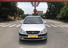 Cần bán lại xe Hyundai Getz 1.1MT 2010, màu bạc, nhập khẩu, 220 triệu
