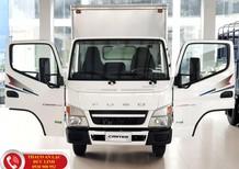 Xe tải Mitsubishi Fuso tải trọng 1,9 tấn, khuyến mãi 100% lệ phí trước bạ