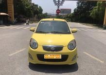 Cần bán lại xe Kia Morning SLX 2010, màu vàng, nhập khẩu chính hãng