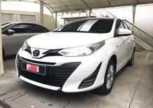 Bán ô tô Toyota Vios 1.5E MT sản xuất năm 2018, màu trắng