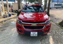 Bán Chevrolet Colorado High Country đời cuối 2017, bản đủ nhất, 2 cầu, số AT