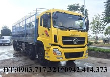 Bán xe tải Dongfeng 17T9 mẫu mới Euro 5 nhập khẩu 2019, xe tải Dongfeng 4 chân ISL315 Euro 5