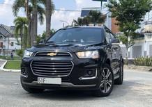Chevrolet Captiva LTZ sản xuất 2017, model 2018, xe đẹp nhất Việt Nam cùng đời