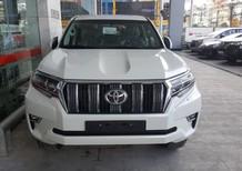 Toyota Prado 2.7 VX đời 2020, màu trắng, nhập khẩu chính hãng
