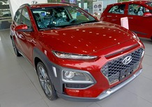 Bán xe Hyundai Kona 2020 turbo màu đỏ giá ưu đãi