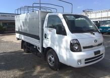 Bán xe tải Kia K250 tải 2.4 tấn đóng thùng bạt, kín giao ngay, hỗ trợ trả góp giá tốt