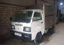 Xe tải thùng kín cũ Suzuki 5 tạ đời 2007