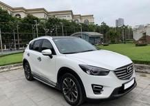 Bán Mazda CX5 2.5 2016 màu trắng uy tín giá tốt