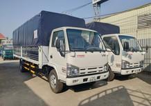 Xe tải 1 tấn 9 thùng bạt 6m2 chuyên chở rau củ quả - vật liệu xây dựng