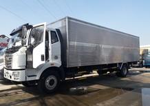Xe tải thùng kín nhập khẩu Faw 7 tấn 25 thùng 9m7