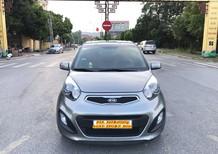Cần bán xe Kia Morning 1.0AT Sport 2011, màu xám, xe nhập