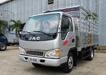 Bán xe tải JAC 2T4 thùng dài 4m3, động cơ Isuzu