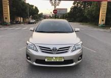 Cần bán lại xe Toyota Corolla altis 1.8G năm 2012, màu vàng còn mới, giá 445tr