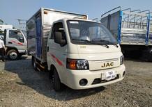 Đại lý xe tải Jac X5 - giá cạnh tranh