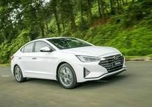 Bán xe Hyundai Elantra 2021 giá cạnh tranh, đủ màu, nhiều phiên bản, xe giao nhanh, hỗ toàn bộ thủ tục giấy tờ
