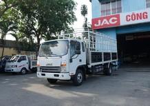 Bán xe tải Jac 6T5 động cơ Cummin trang bị phanh hơi kèm ABS, giá cạnh tranh