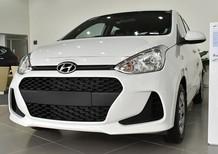 Cần bán Hyundai Grand i10 AT sản xuất năm 2020, màu trắng, giá chỉ 324 triệu
