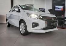 Cần bán xe Mitsubishi Attrage CVT 2020, màu trắng, xe nhập