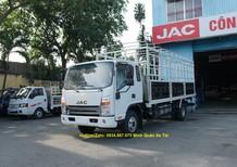 Bán xe Jac 6T5 thùng dài 6m2, máy Cummins 170HP, đầu vuông