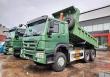 Bán xe tải Ben 3 chân Howo 11 tấn tại Quảng Ninh và Hải Phòng