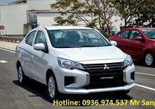 Mua xe Mitsubishi Attrage số tự động trả góp chỉ với 130 triệu