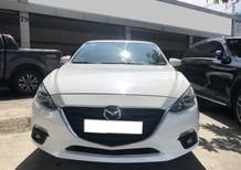 Cần bán Mazda 3 1.5 2015, màu trắng