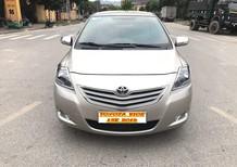 Bán Toyota Vios 1.5E 2013, màu vàng
