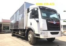 Bán xe tải Faw 8 tấn thùng dài 8m, đại lý xe tải Faw 8 tấn giá rẻ ở Bình Dương