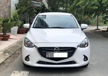 Cần bán lại xe Mazda 2 model 2016, màu trắng, nhập Thái
