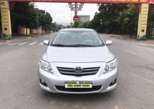Cần bán gấp Toyota Corolla XLI 2009, màu bạc, nhập khẩu