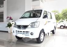 Xe tải Van 5 chổ tải 750kg chạy thành phố 24/24 - Thaco Thủ Đức