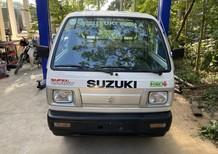 Bán xe Suzuki tải thùng lửng đời cuối 2018, xe còn như mới, odo 3.7v km