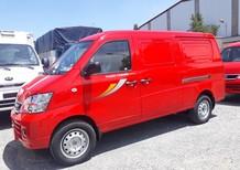 Xe tải Van2S nhỏ gọn thách thức mọi khung giờ