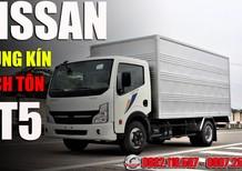 Xe tải Nissan 1T9 NS200 - Xe tải NS350 3T5 thùng 4m3