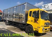 Bán trả góp xe tải DongFeng B180 thùng kín 9m7 vay tối đa 70% trong 6 năm