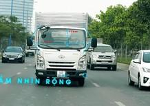 Bán xe IZ65 động cơ Isuzu tải 3,5t thùng dài 4m3
